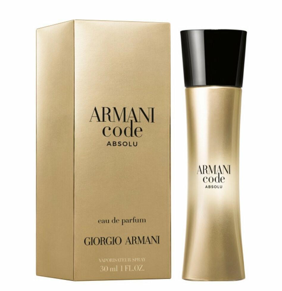 Giorgio Armani Armani Code Absolu Femme