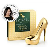 Glamour and Heels Jorge Gonzalez Edicion Oro