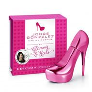 Glamour and Heels Jorge Gonzalez Edicion Felicidad