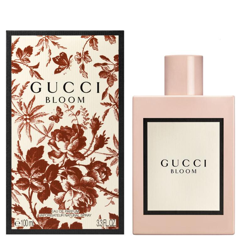 Gucci Bloom купить женские духи туалетную воду парфюм блум