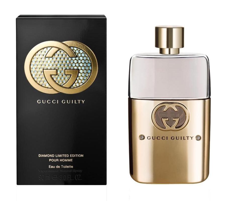 Gucci Gucci Guilty Pour Homme Diamond