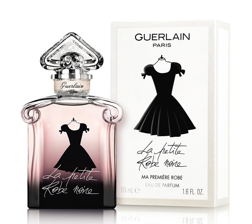 Guerlain La Petite Robe Noir Eau de Parfum 2012