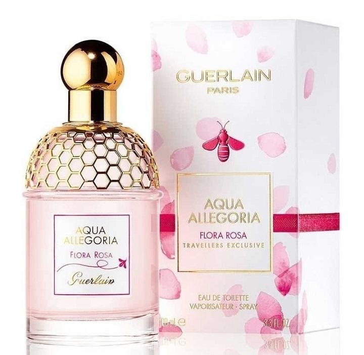 Guerlain Aqua Allegoria Flora Rosa