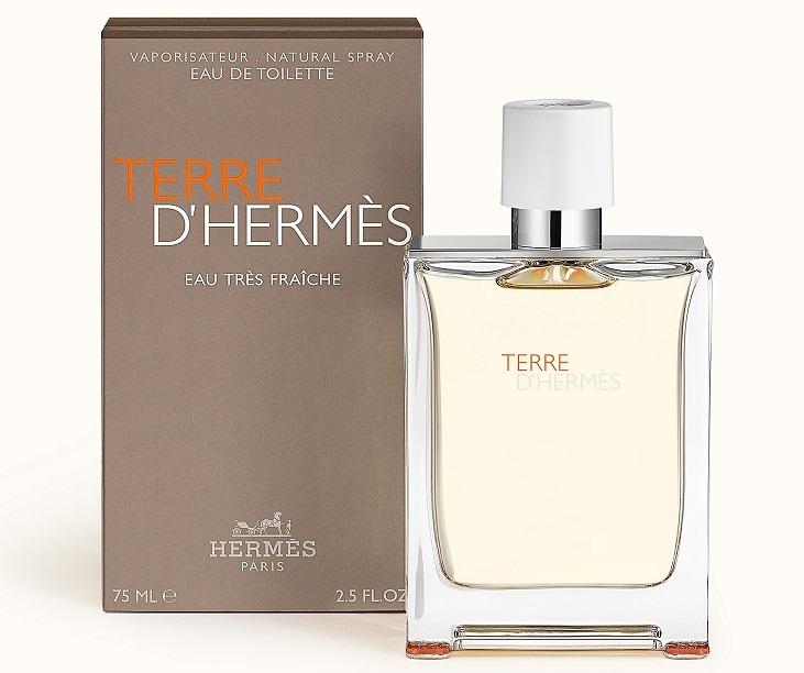 Hermes Terre D Hermes Eau Tres Fraiche купить мужские духи