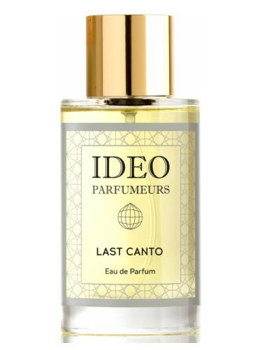 IDEO Parfumeurs Last Canto