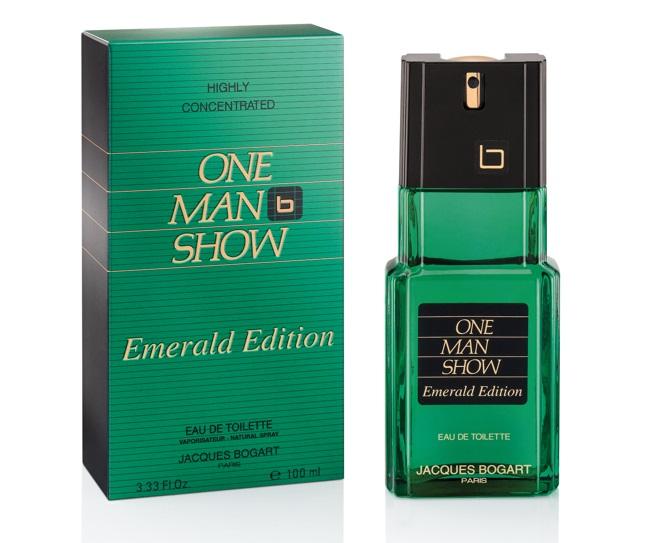 Jacques Bogart One Man Show Emerald Edition