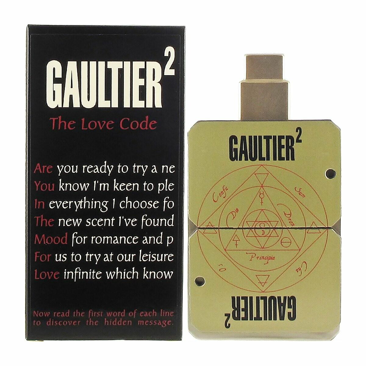 Jean Paul Gaultier Gaultier 2 The Love Code