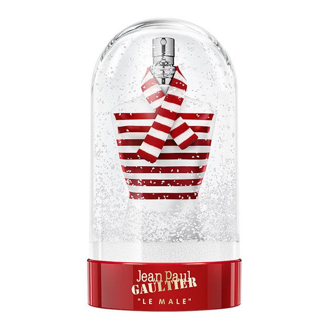 Jean Paul Gaultier Le Male Snow Globe Collector Edition 2019