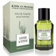 Jeanne en Provence Lavande and Vetiver