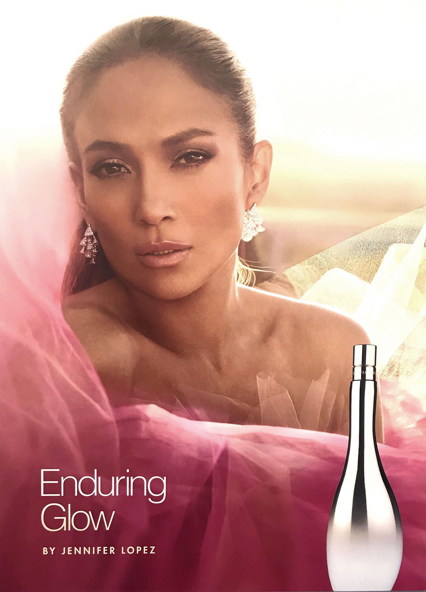 Jennifer Lopez Enduring Glow