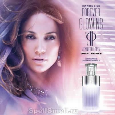 Jennifer Lopez Forever Glowing