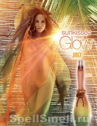 Jennifer Lopez Sunkissed Glow