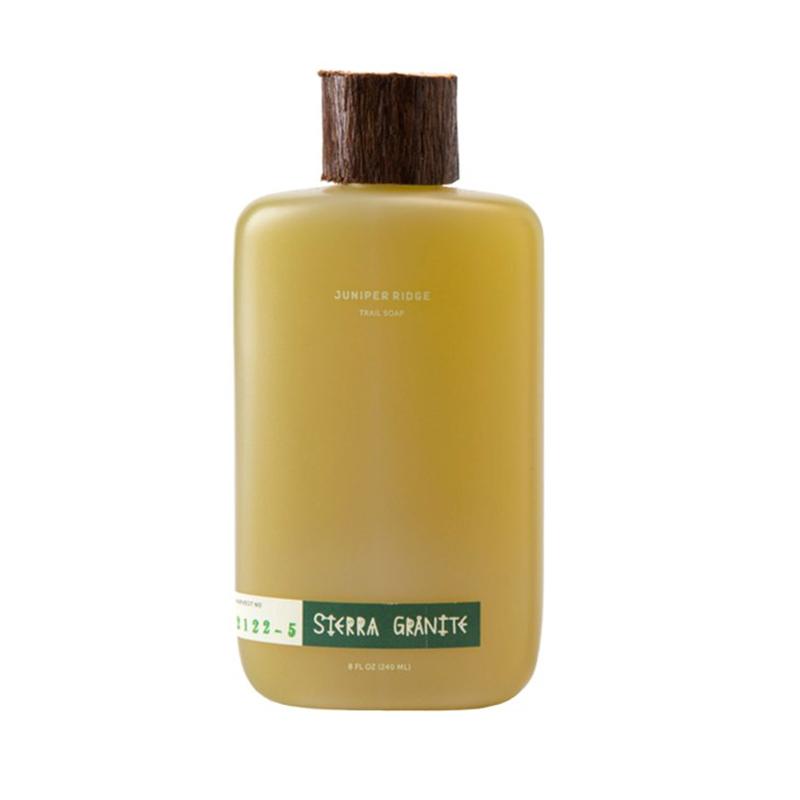 Juniper Ridge Trail Soap Sierra Granite