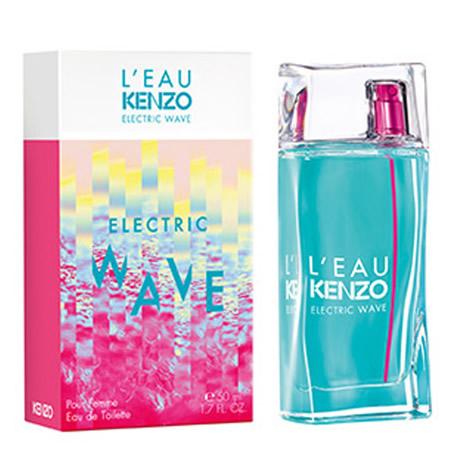 Kenzo L eau Kenzo Electric Wave Pour Femme