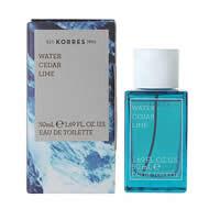 Korres Water Cedar Lime