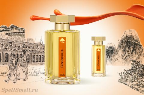 L Artisan Parfumeur Dzongkha