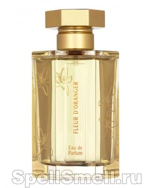 L Artisan Parfumeur Fleur d Oranger 2007