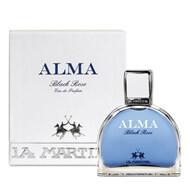 La Martina Alma Black Rose