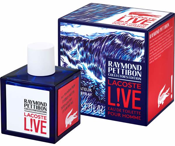Lacoste Raymond Pettibon Collectors Edition