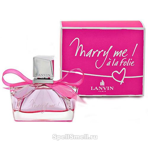 Lanvin Marry Me a la Folie
