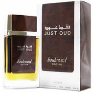 Lattafa Perfumes Just Oud Boulevard
