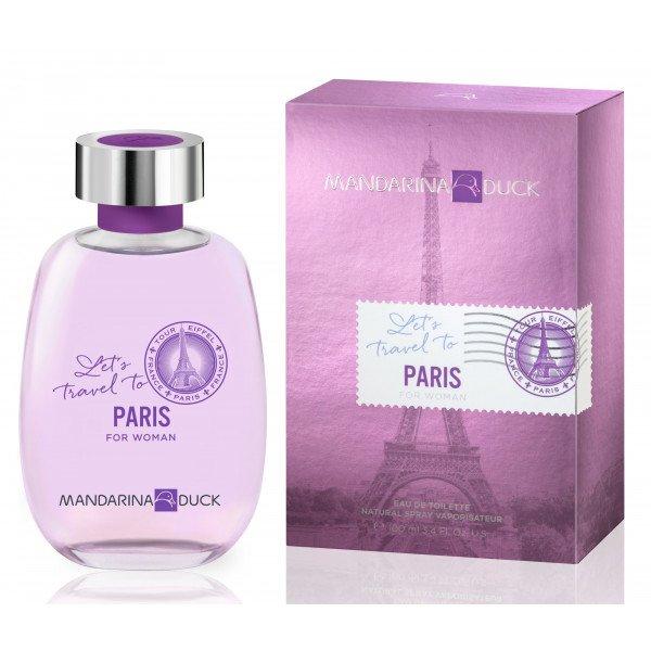 Mandarina Duck Let s Travel To Paris For Woman