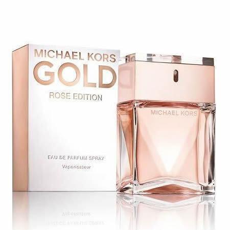 Michael Kors Rose Gold