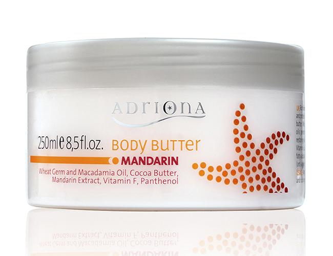 Milla Halal Cosmetics Body Butter Mandarin