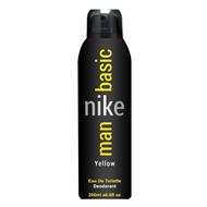 Nike Basic Yellow Man