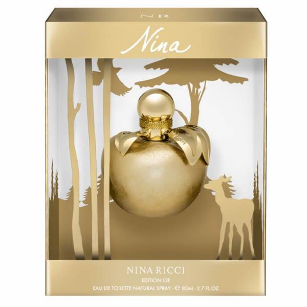 Nina Ricci Nina Edition d Or
