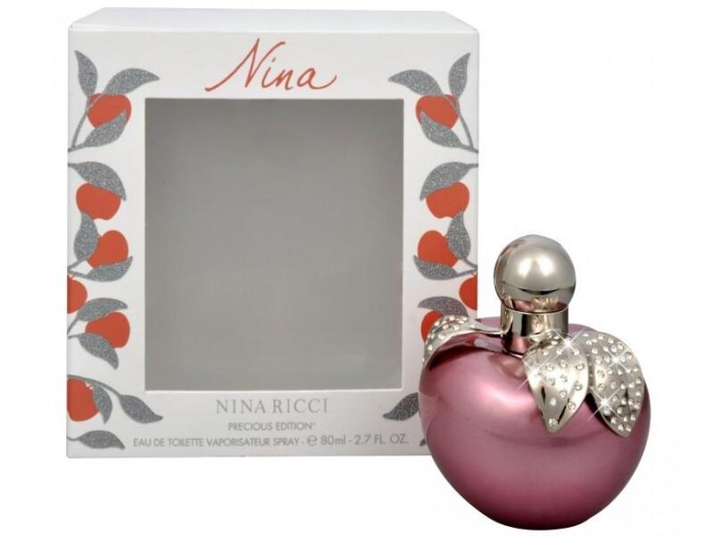 Nina Ricci Nina Precious Swarovski Edition