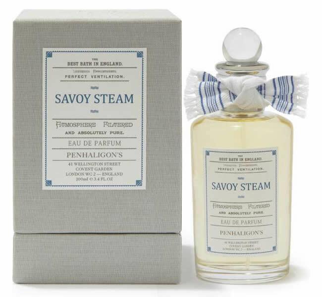 Penhaligons Savoy Steam