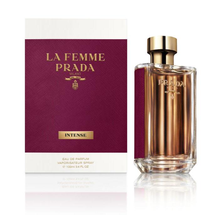 d330e751bf9f Prada La Femme Prada Intense — купить женские духи, туалетную воду ...