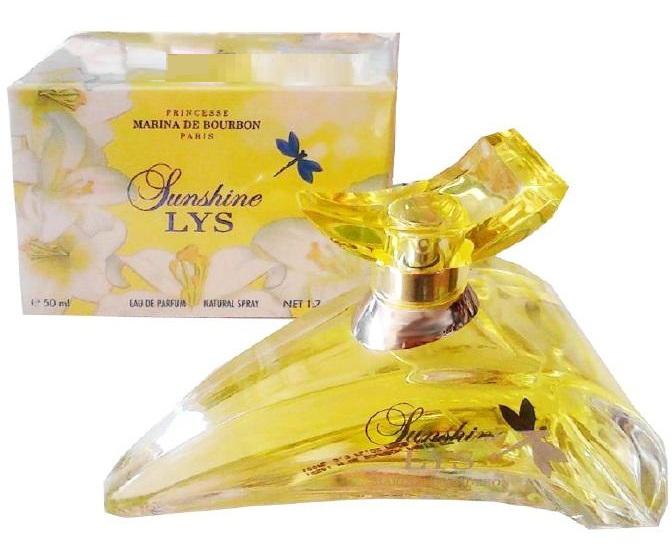 Princesse Marina De Bourbon Sunshine Lys