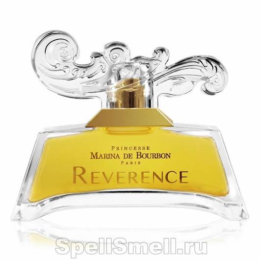 Princesse Marina De Bourbon Reverence