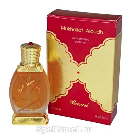 Rasasi Mukhallat Aloudh