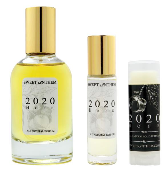 Sweet Anthem Perfumes 2020 Hope