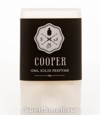 Sweet Anthem Perfumes Cooper