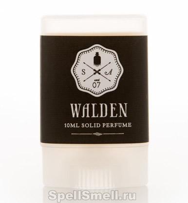 Sweet Anthem Perfumes Walden