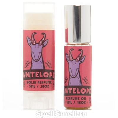 Sweet Anthem Perfumes Antelope