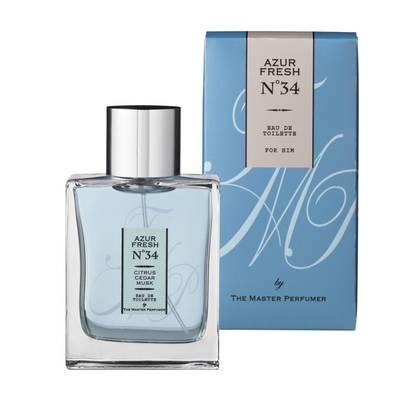 The Master Perfumer Azur Fresh No 34