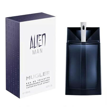 Thierry Mugler Alien Man купить мужские духи туалетную воду