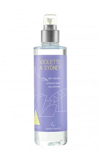 Tonatto Profumi Violette a Sidney Perfumed Water
