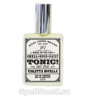 West Third Brand Violetta Novella