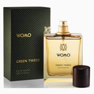 Womo Green Tweed