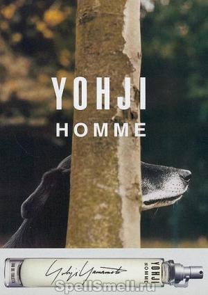 Yohji Yamamoto Yohji Homme