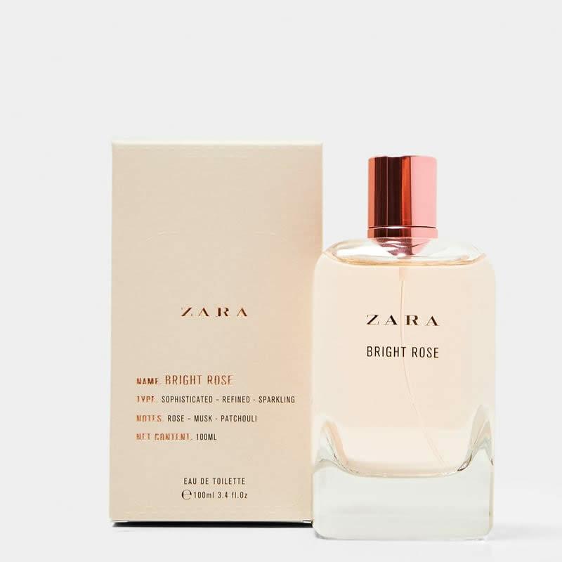 Zara Bright Rose 2018