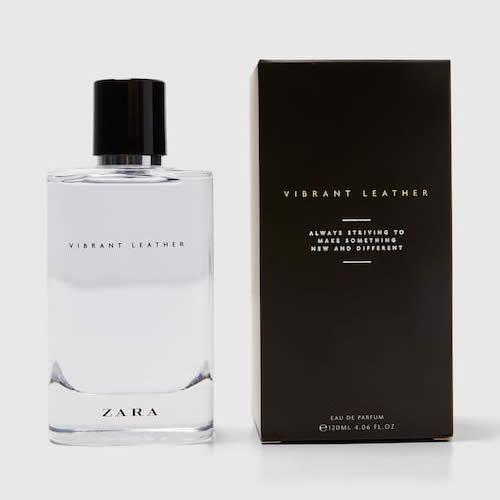 Zara Vibrant Leather Eau de Parfum