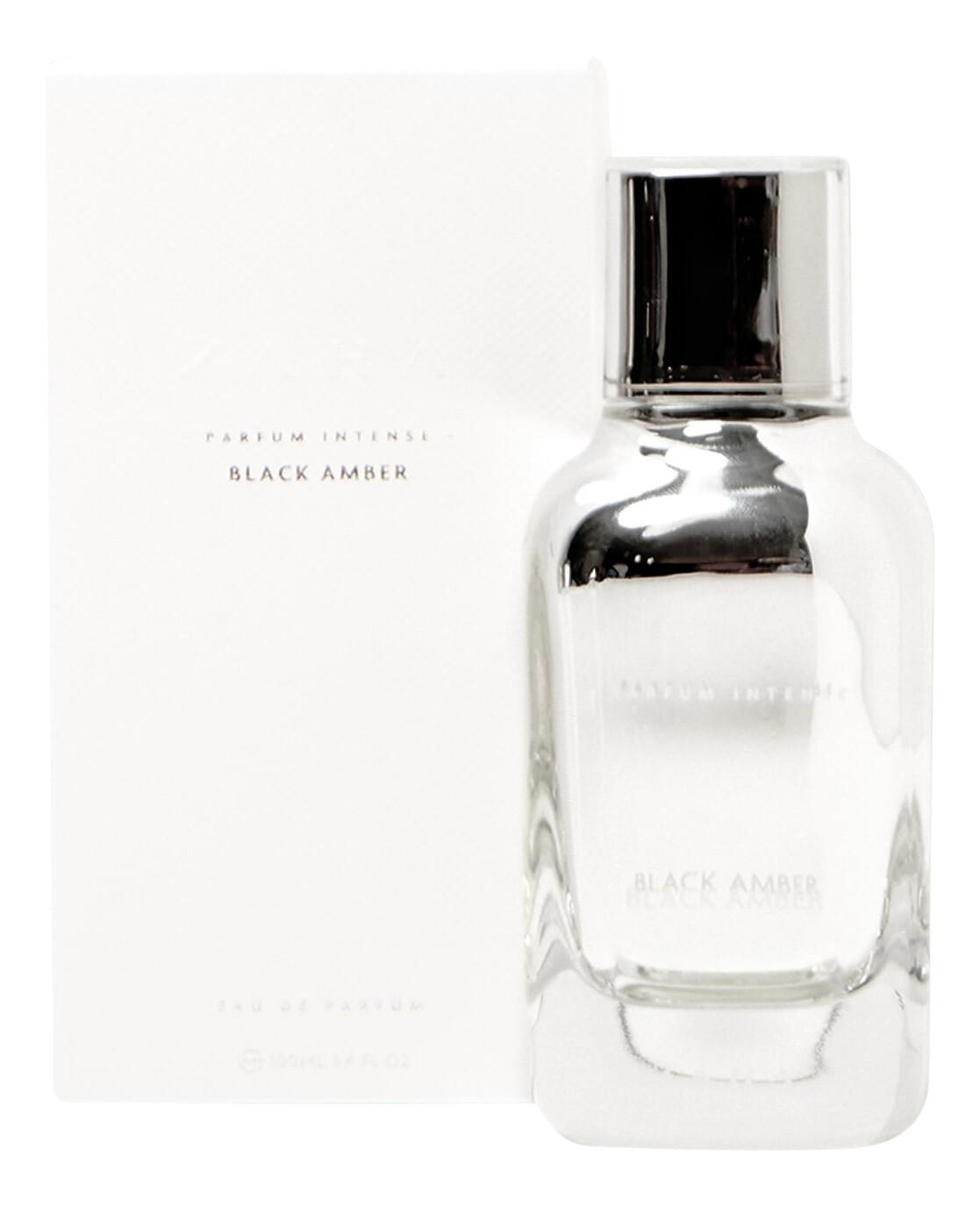 Zara Black Amber Parfum Intense