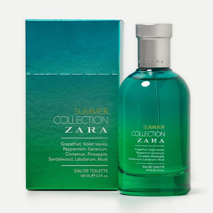 Zara Summer Collection Zara купить мужские духи туалетную воду